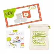 Carte Eco-Cado Chou